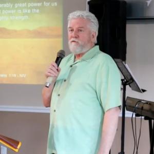 Pastor Ray Mellett
